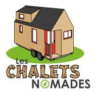 Logo Les Chalets Nomades : constructeur français de tiny houses