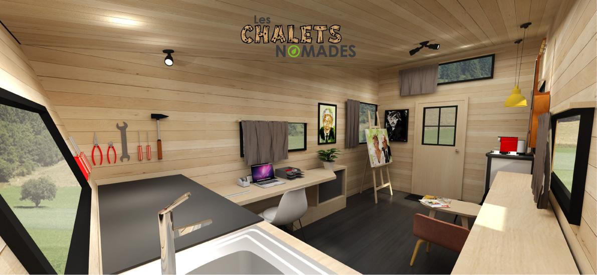 Un atelier pour vos loisirs