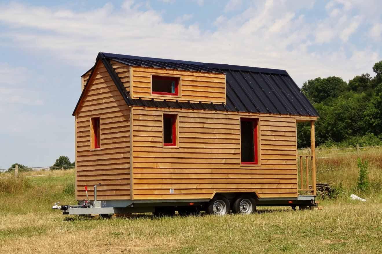 Nous livrons nos Tiny Houses partout en France, notamment dans le Perche (Orne, Sarthe et Eure et loir) entre Chartres, Le Mans et Alençon